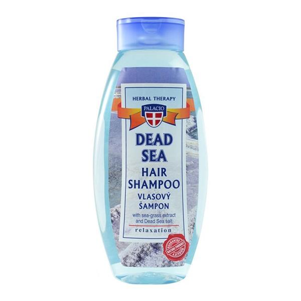PALACIO Šampon na vlasy z Mrtvého moře 500 ml