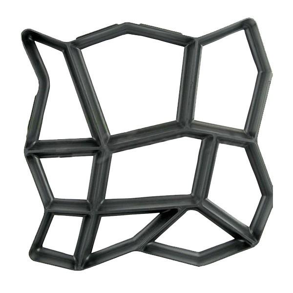 Forma na beton Mistr dlaždič 40X40cm forma na dlažbu chodník
