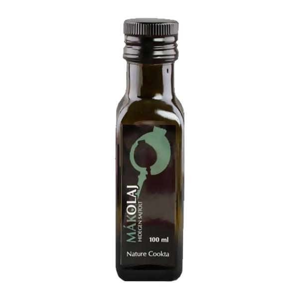 NATURE COOKTA Makový olej 100 ml