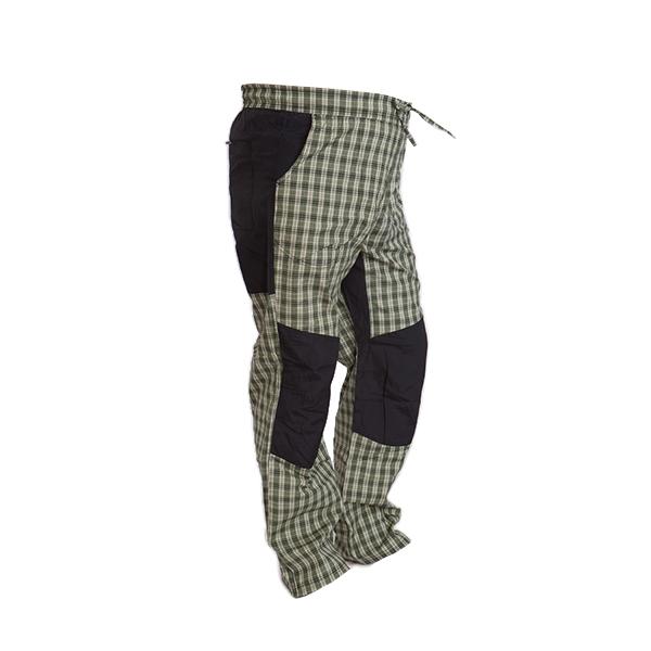 Pánské sportovní kalhoty - zelené, L