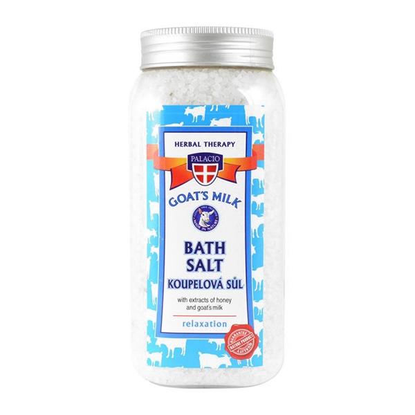 Palacio koupelová sůl Kozí mléko 900 g