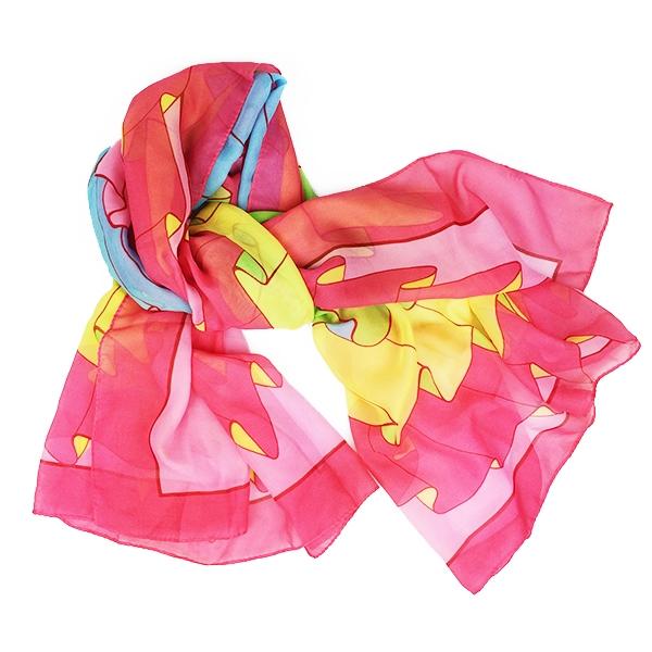 Plážový šátek - pestrobarevný 61bcc3efc9