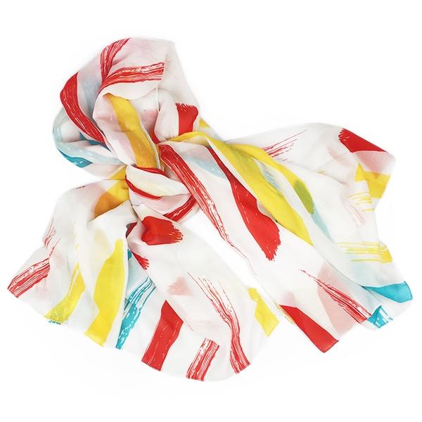 Plážový šátek pruhovaný