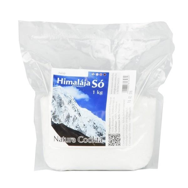 Nature Cookta Himalájská sůl Bílá 1000 g