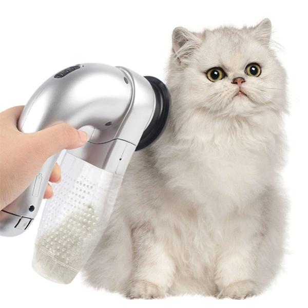 Fotografie SHED PAL Vysavač na chlupy pro psy a kočky 20x7cm