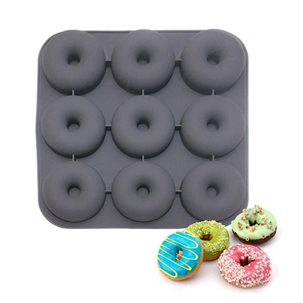 Silikonová forma na donuty