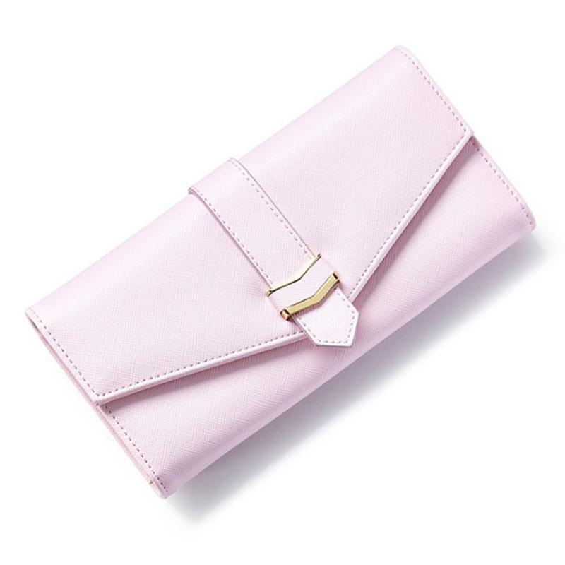 Weichen Elegantní dámská peněženka PWA513-28, Světle růžová