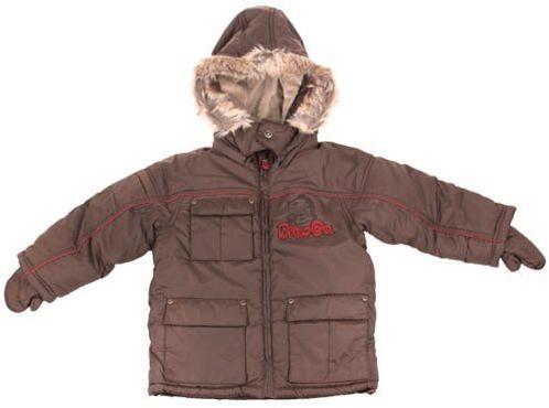 DinoCo zimní bunda vel. 98