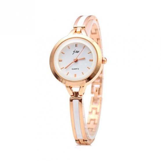 Elegantní dámské hodinky, Zlatá
