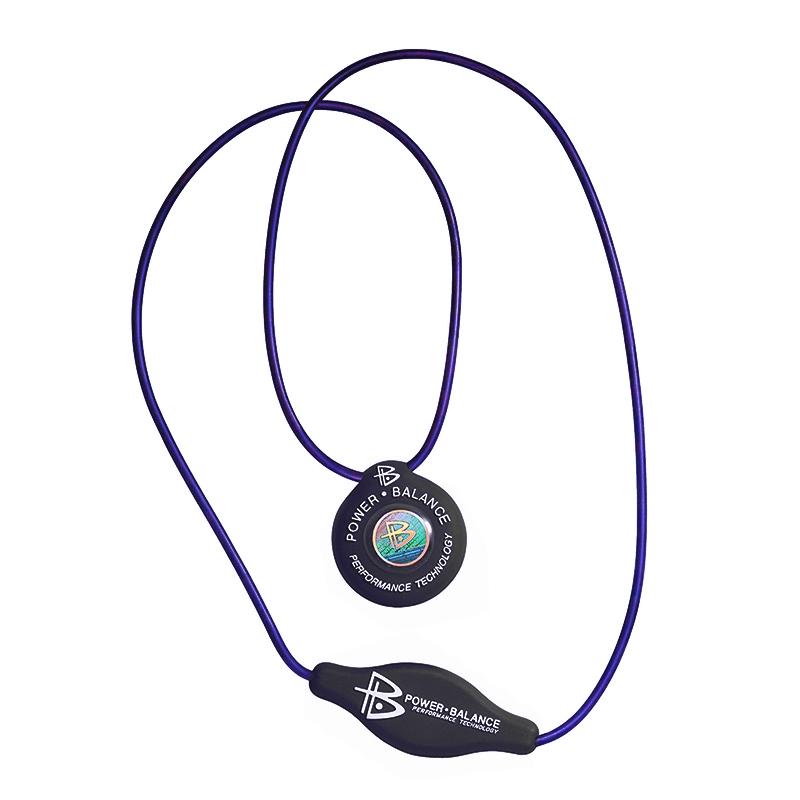 Power Balance náhrdelník modrý