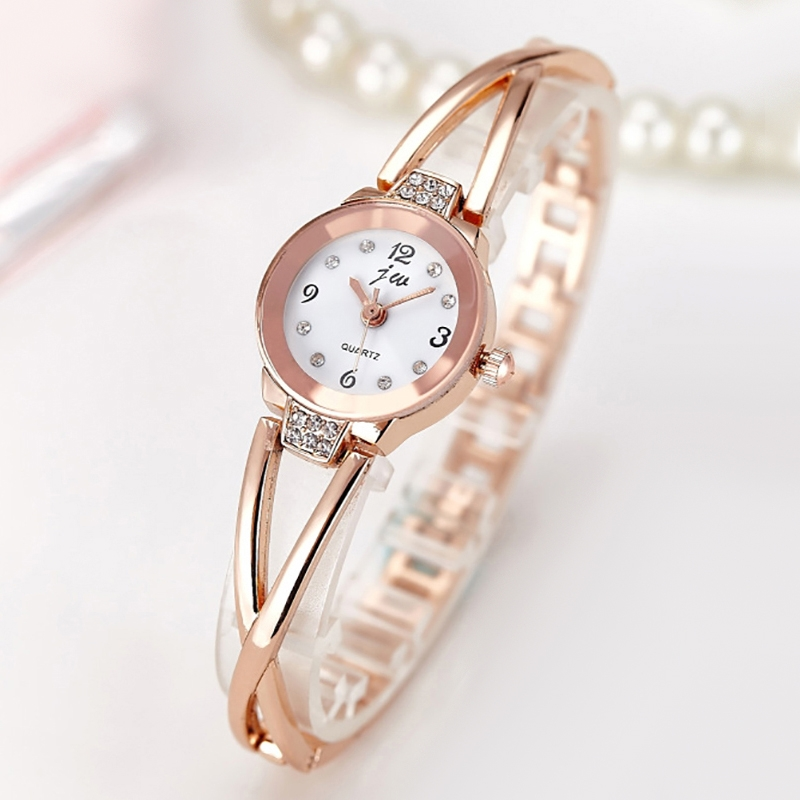 JW dámské hodinky, Růžové zlato