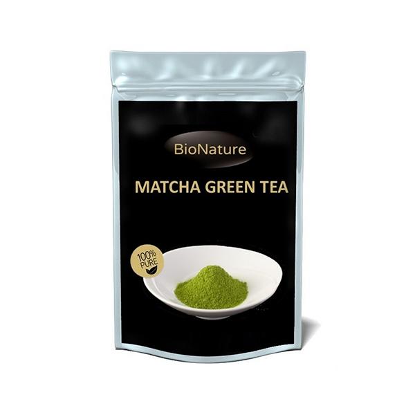 BioNature Matcha - zelený čaj 100 g