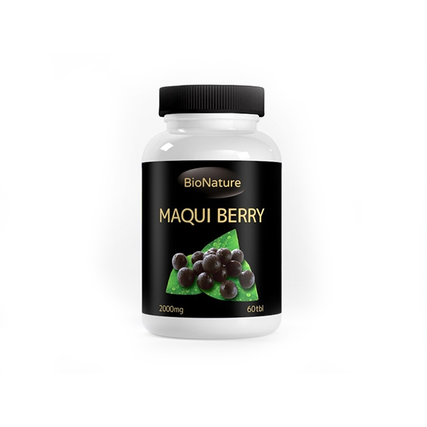 BioNature Maqui Berry 60 tablet