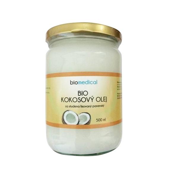 BioMedical Kokosový olej 500 ml