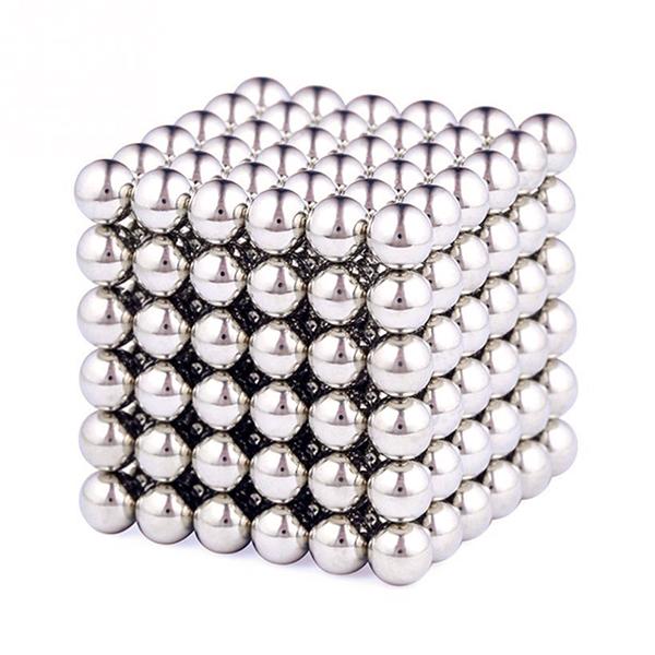 Neocube 5mm Exclusive stříbrný