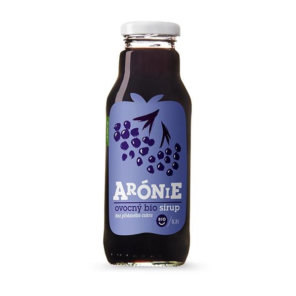 Koldokol Sirup Arónie Bio 300 ml
