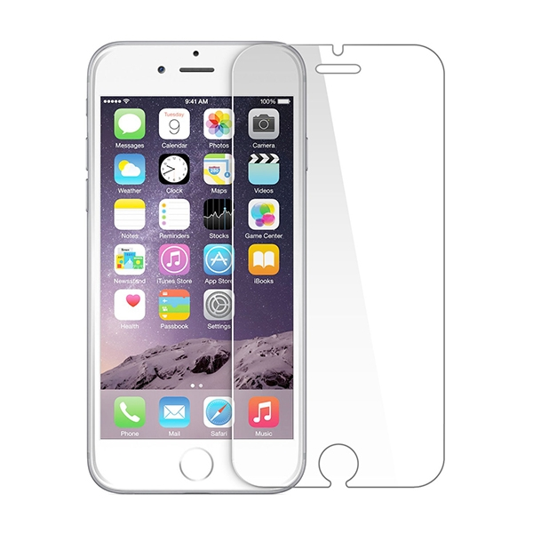 ScreenShield Tempered Glass pro Apple iPhone 6/6S APP-TGFCBMFIPH6-D